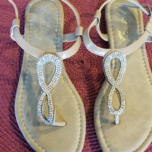 Madeline Stuart Sandals